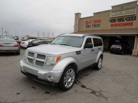 2011 Dodge Nitro for sale at Import Motors in Bethany OK