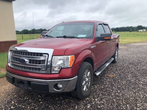 2013 Ford F-150 for sale at COUNTRY AUTO SALES in Hempstead TX