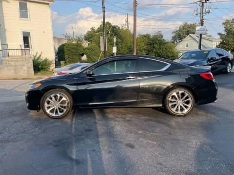 2013 Honda Accord for sale at H & H Motors 2 LLC in Baltimore MD