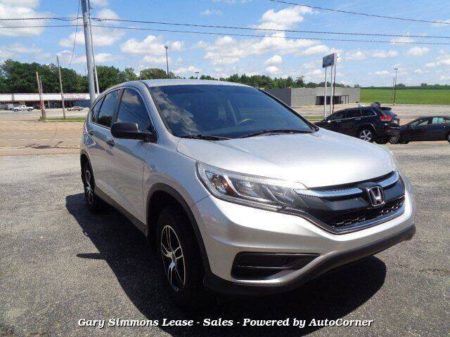 2015 Honda CR-V for sale at Gary Simmons Lease - Sales in Mckenzie TN