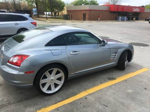 2005 Chrysler Crossfire for sale at Southern Auto Solutions in Marietta GA