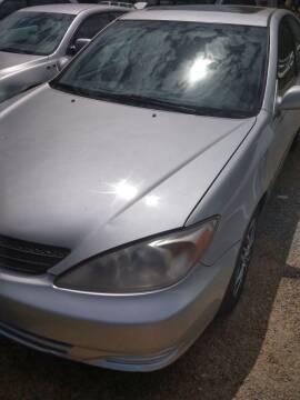 2004 Toyota Camry for sale at Delgato Auto in Pittsboro NC
