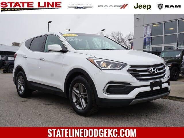 2018 Hyundai Santa Fe Sport for sale in Kansas City, MO