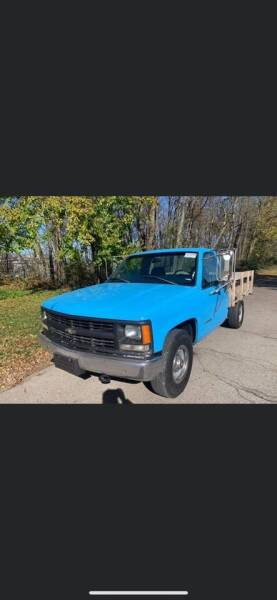 1999 Chevrolet C/K 3500 Series 4X2 2dr Regular Cab - West Pittsburg PA