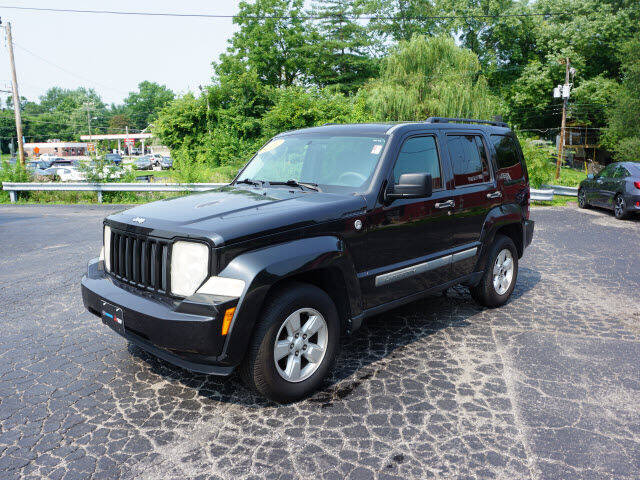2010 Jeep Liberty for sale at Tom Roush Budget Westfield in Westfield IN