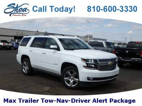 2020 Chevrolet Tahoe for sale at Erick's Used Car Factory in Flint MI