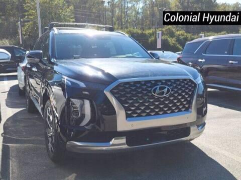 2022 Hyundai Palisade for sale at Colonial Hyundai in Downingtown PA