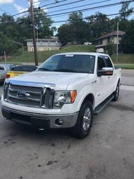 2012 Ford F-150 for sale at North Knox Auto LLC in Knoxville TN