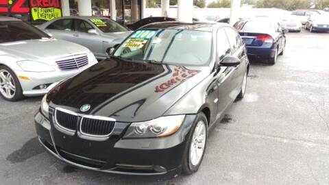 2007 BMW 3 Series for sale at Tony's Auto Sales in Jacksonville FL