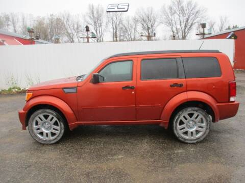 2007 Dodge Nitro for sale at Chaddock Auto Sales in Rochester MN