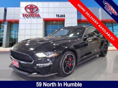 2019 Ford Mustang for sale at TEJAS TOYOTA in Humble TX