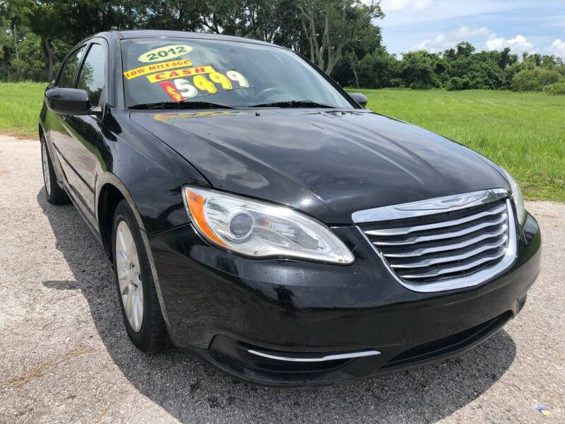 2012 Chrysler 200 for sale at Auto Export Pro Inc. in Orlando FL