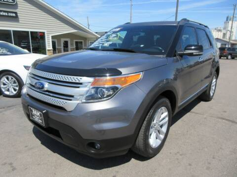 2013 Ford Explorer for sale at Dam Auto Sales in Sioux City IA