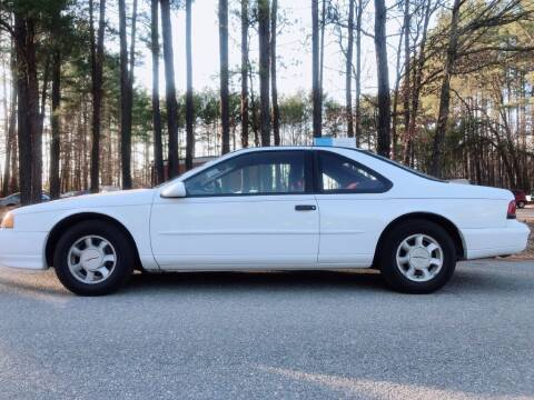 1994 Ford Thunderbird for sale at H&C Auto in Oilville VA