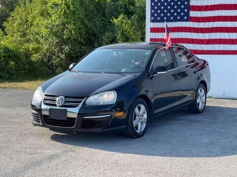 2009 Volkswagen Jetta for sale at GENESIS AUTO SALES in Port Charlotte FL