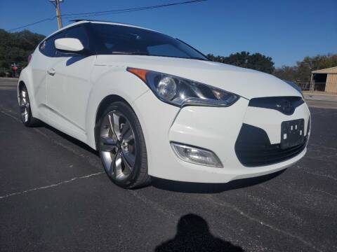 2012 Hyundai Veloster for sale at Thornhill Motor Company in Lake Worth TX