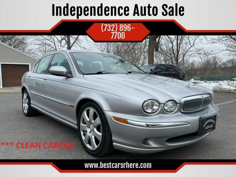 2004 Jaguar X-Type for sale at Independence Auto Sale in Bordentown NJ