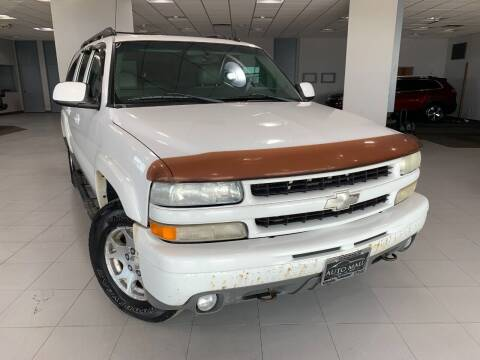 2003 Chevrolet Suburban for sale at Auto Mall of Springfield in Springfield IL
