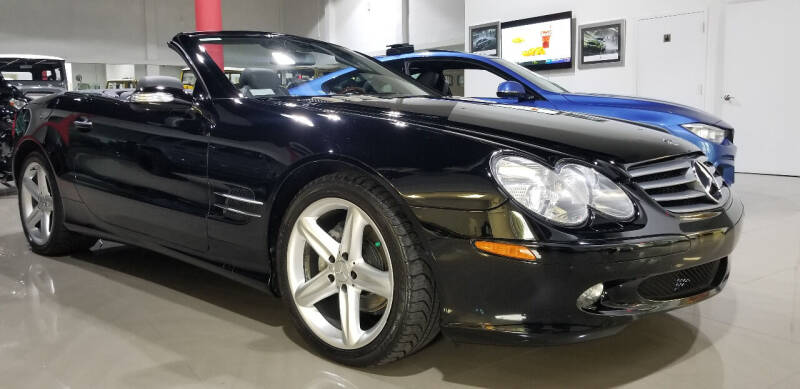 2005 Mercedes-Benz SL-Class for sale at Prestige USA Auto Group in Miami FL