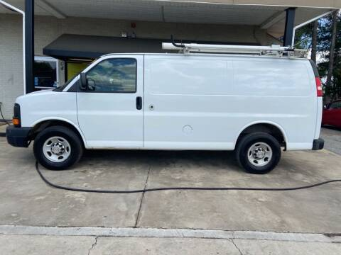 2012 Chevrolet Express Cargo for sale at Family Auto Sales of Johnson City in Johnson City TN