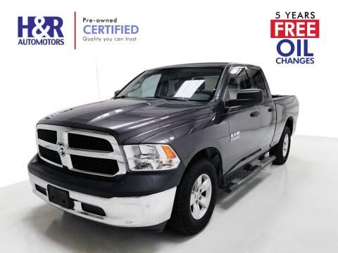 2016 RAM Ram Pickup 1500 for sale at H&R Auto Motors in San Antonio TX