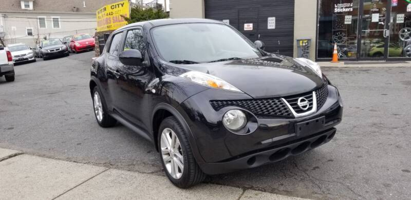 2011 Nissan JUKE for sale at Motor City in Roxbury MA