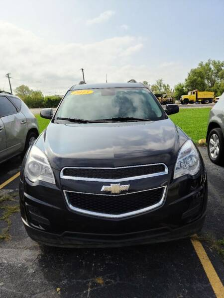 2013 Chevrolet Equinox for sale at Chicago Auto Exchange in South Chicago Heights IL