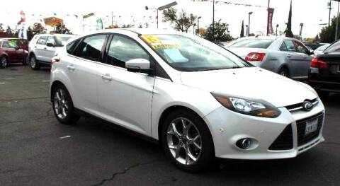 2013 Ford Focus for sale at 559 Motors in Fresno CA