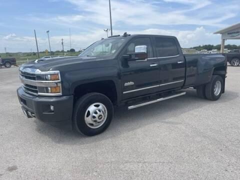 2019 Chevrolet Silverado 3500HD for sale at ATASCOSA CHRYSLER DODGE JEEP RAM in Pleasanton TX
