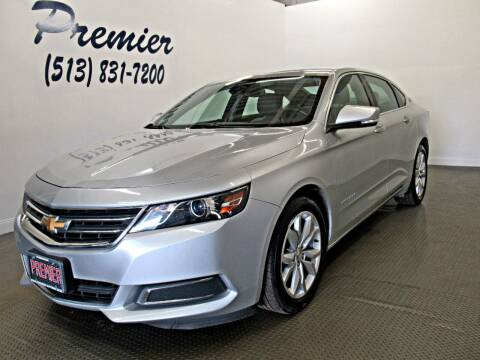 2017 Chevrolet Impala for sale at Premier Automotive Group in Milford OH