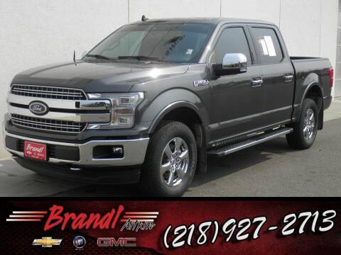 2020 Ford F-150 for sale at Brandl GM in Aitkin MN