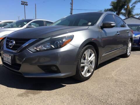 2016 Nissan Altima for sale at Auto Max of Ventura in Ventura CA
