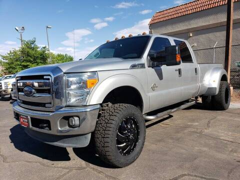 2016 Ford F-350 Super Duty for sale at Red Rock Auto Sales in Saint George UT