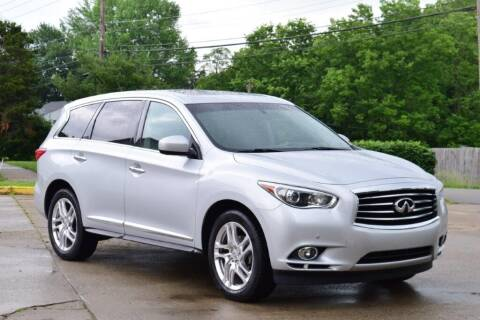 2013 Infiniti JX35 for sale at Digital Auto in Lexington KY