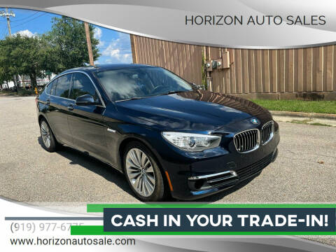2015 BMW 5 Series for sale at Horizon Auto Sales in Raleigh NC