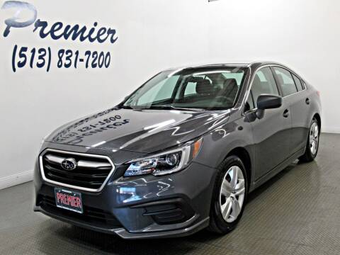 2018 Subaru Legacy for sale at Premier Automotive Group in Milford OH