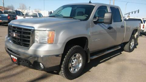2009 GMC Sierra 2500HD for sale at Motor City Idaho in Pocatello ID