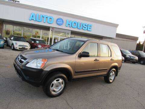 2003 Honda CR-V for sale at Auto House Motors in Downers Grove IL