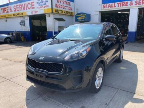 2017 Kia Sportage for sale at US Auto Network in Staten Island NY