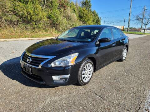 2014 Nissan Altima for sale at Premium Auto Outlet Inc in Sewell NJ