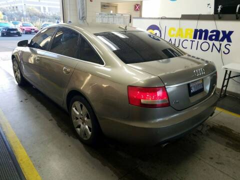 2006 Audi A6 for sale at MCHENRY AUTO SALES in Modesto CA
