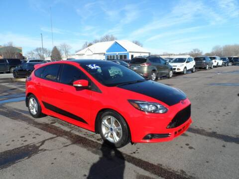 2014 Ford Focus for sale at America Auto Inc in South Sioux City NE