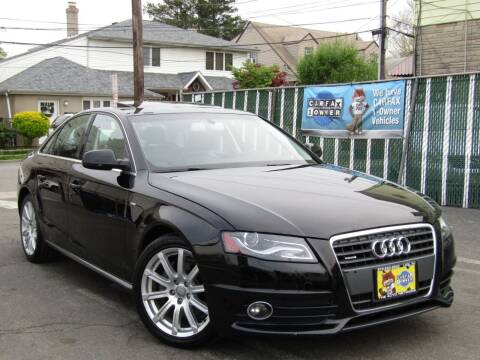 2012 Audi A4 for sale at The Auto Network in Lodi NJ