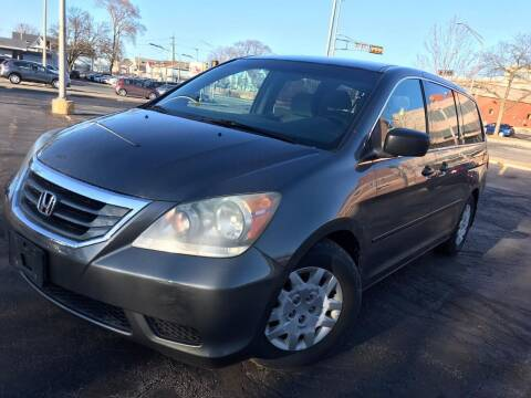 2008 Honda Odyssey for sale at Your Car Source in Kenosha WI