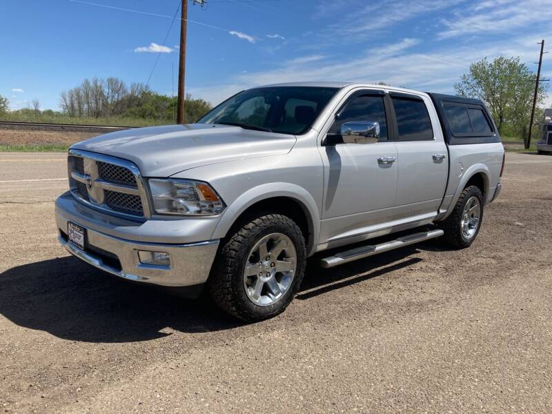 2011 RAM Ram Pickup 1500 for sale at American Garage in Chinook MT