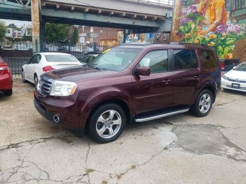 2012 Honda Pilot for sale at Key and V Auto Sales in Philadelphia PA