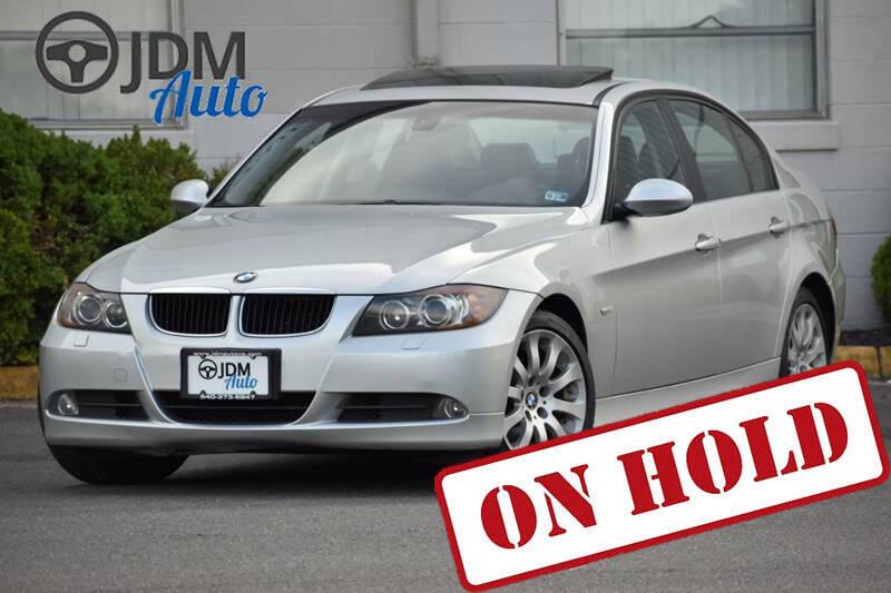 2007 BMW 3 Series for sale at JDM Auto in Fredericksburg VA