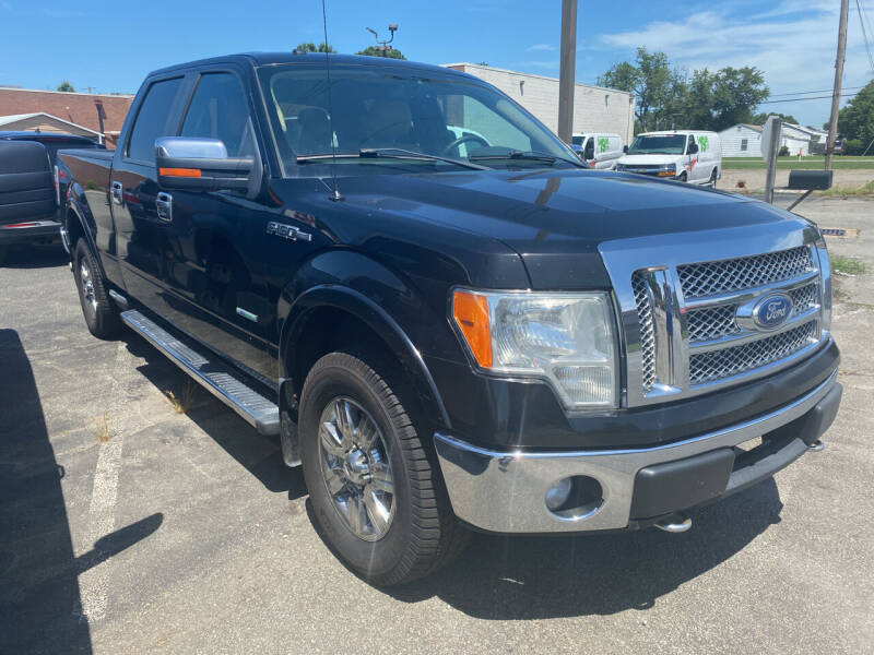 2011 Ford F-150 for sale at City to City Auto Sales in Richmond VA