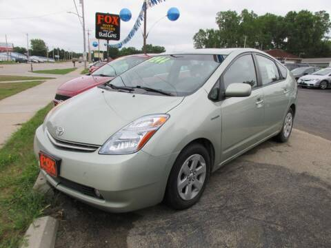 2008 Toyota Prius for sale at Fox River Motors in Green Bay WI