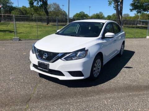 2016 Nissan Sentra for sale at Cars With Deals in Lyndhurst NJ